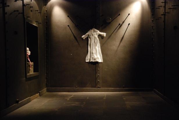 'Memory Vault' installation shot
